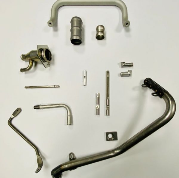 Tubular and Wire Products produced by Alternaive Components, LLC